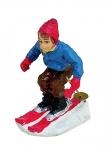 Lichthaus G.Wurm  Zubehör Miniatur Skifahrer Snowboard ca.6 cm diverse Modelle einzeln 10656g
