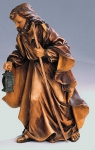 Krippenfigur Hl.Josef color 14x7x22 cm für Krippe 21 cm by Faro Italien