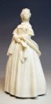 Sissi stehend 15 cm Statue Figur aus Italien by Faro