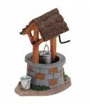 Lichthaus G.Wurm  Zubehör weihnachtliche Miniatur Brunnen 6 cm