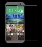 "Tempered Glass ""Hartglas"" Schutzglas H9 Echtglas Panzer Folie Protector HTC one M7"