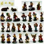 Krippe Krippenfiguren Zusatzteile für 7 cm Terracotta Figuren Italien