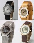 FK Cologne Design Damen Herren Armbanduhr Kölner Dom Uhr Edelstahl oder vergoldet