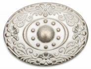 Schließe Buckle Gürtel-Schnalle Metall Langley rose für 4 cm Schnallen Wechsleschließe