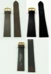 Uhrarmband Wechsel  Armband Ersatzband Schließe Leder Glatt braclet strip