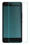 "Tempered Glass ""Hartglas"" Schutzglas H9 Echtglas Panzer Folie Protector BQ Aquaris X5"