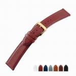 Di Modell Uhrarmband Uhrenarmband Ersatzband Schließe Leder Glatt Naht Derby