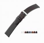 Di Modell Wapro Uhrband Uhrenband Ersatzband Schließe Leder Watch bracelet waterproof