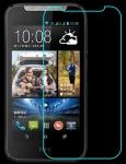 "Tempered Glass ""Hartglas"" Schutzglas H9 Echtglas Panzer Folie Protector HTC Desire 516"