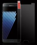 "Tempered Glass ""Hartglas"" Schutzglas H9 Echtglas Panzer Folie Protector Samsung Note 7"