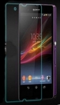 "Tempered Glass ""Hartglas"" Schutzglas H9 Echtglas Panzer Folie Protector Sony Xperia XZ"