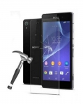 "Tempered Glass ""Hartglas"" Schutzglas H9 Echtglas Panzer Folie Protector  Sony X Performance"